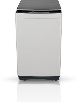 MarQ by Flipkart 8 kg Fully Automatic Top Load Washing Machine Grey(MQTLBG80) (MarQ by Flipkart)  Buy Online