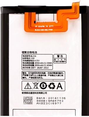 BRP Mobile Battery For Lenovo K6 BL216   3000mAH