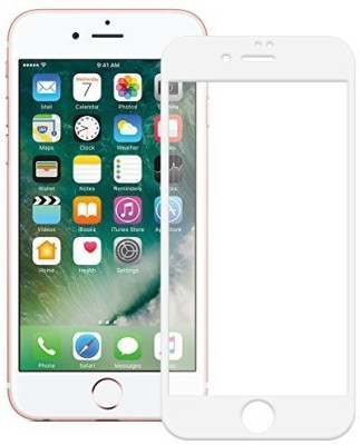 KHR Tempered Glass Guard for Apple iphone 7 Plus Full glue 11D Tempered Glass Screen Protector Hardness-Scratch-resistant Tempered Glass(Pack of 1)