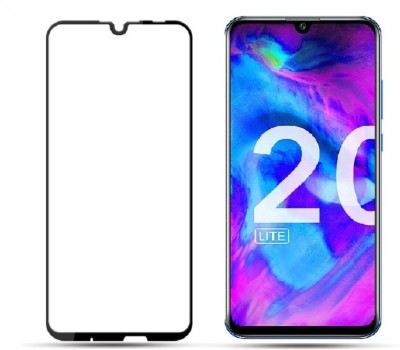 Classy Edge To Edge Tempered Glass for Honor 20 Lite(Pack of 1)