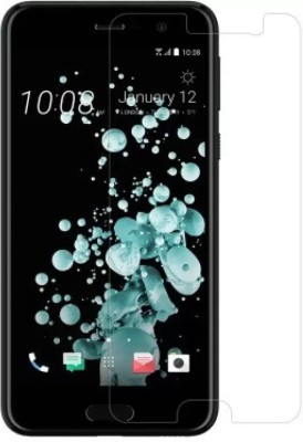 MudShi Impossible Screen Guard for Htc Desire U Play(Pack of 1)