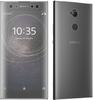 Case Creation Front and Back Screen Guard for Sony Xperia XA2 Ultra Dual(Pack of 2)
