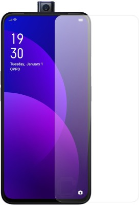 Case Creation Tempered Glass Guard for OPPO F11 Pro, OPPO K3, Realme X(Pack of 1)