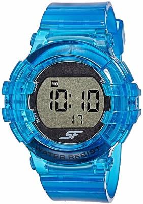 SF Sonata Fibre Digital Watch   For Women SF Wrist Watches
