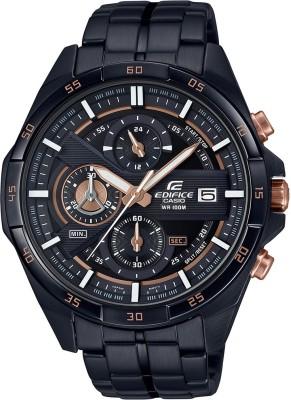Casio EX493 Edifice ( EFR-556DC-1AVUDF ) Analog Watch - For Men