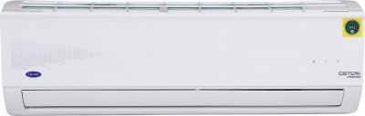 Carrier 2 Ton 3 Star Split Inverter AC  - White(24K 3 Star Ester+ Hybridjet Inverter R410a Split AC (I004) / 24K 3 Star Hybridjet Inverter R410a (I004), Copper Condenser)