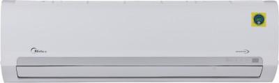 Midea 2 Ton 3 Star Split Inverter AC - White(24K 3 Star Santis Pro DLX Inverter R410A (MI003) / 24K 3 Star Inv. R410A ODU (MI003), Copper Condenser)