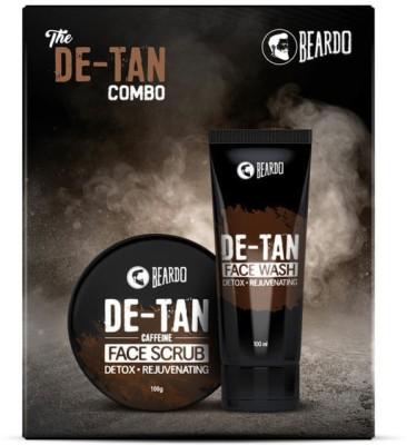 Beardo de tan combo  (2 Items in the set)
