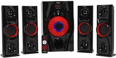 T-Series M-4455BT 4.1 Bluetooth Multimedia Speaker System 55 W Bluetooth Home Theatre(Black, 4.1 Channel)