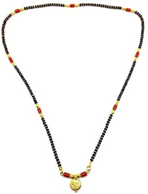 69d7c442ea12b Digital Dress Room Women's Jewellery Gold Plated Mangalsutra ...