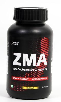 Healthvit Zma Supplement (90 Capsules)