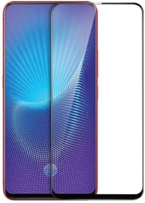 GeekMart Edge To Edge Tempered Glass for Mi K20, Mi K20 Pro(Pack of 1)