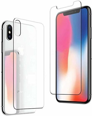 Case Designer Edge To Edge Tempered Glass for Apple Iphone XR 6.1-Inch(Pack of 1)