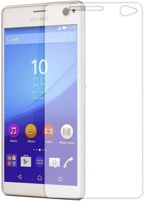 Phonicz Retails Tempered Glass Guard for Sony Xperia C4(Pack of 1)