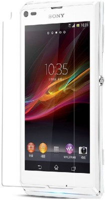 MudShi Impossible Screen Guard for Sony Xperia L(Pack of 1)