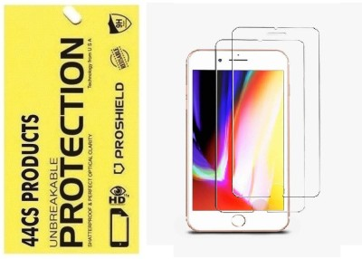 44 Mob Screen Guard for Apple iPhone 8 Plus(Pack of 1)