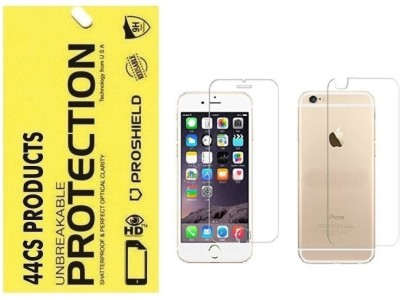44 Mob Screen Guard for Apple iPhone 6s(Pack of 1)