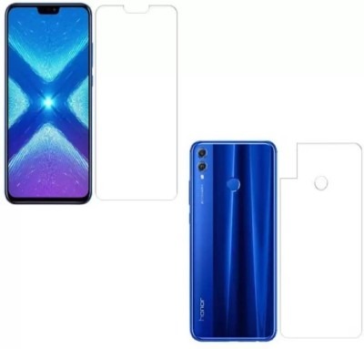 Khushal Screen Guard for HONOR 8C(Pack of 1)