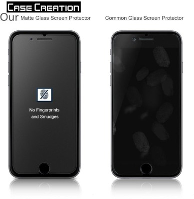 Case Creation Tempered Glass Guard for Apple iPhone 10(Pack of 1)