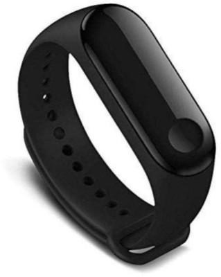 Samaaya LED Digital Good Looking Unisex Watch(Black Strap, Size : free size)