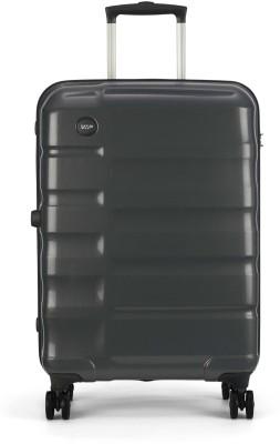 VIP Ceptor 360° Strolly Check-in Luggage - 27 inch(Grey)