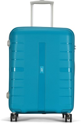 VIP Voyager 360° Strolly Cabin Luggage - 22 inch(Blue)