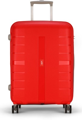 VIP Voyager 360° Strolly Cabin Luggage - 22 inch(Red)