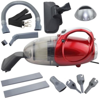 Skyline vacuum cleaner Blowing and Sucking Hand-held Vacuum Cleaner(Red)