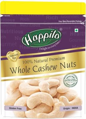Happilo 100% Natural Premium Whole Cashews(500 g)