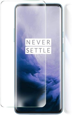 GeekMart Edge To Edge Tempered Glass for Asus Zenfone 6(Pack of 1)