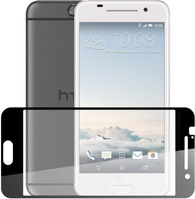 """Case Creation Edge To Edge Tempered Glass for HTC One A9 (5"""" inch)(Pack of 1)"""