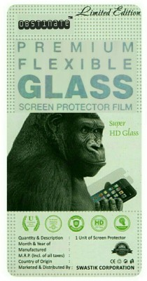 Obstinate Tempered Glass Guard for Micromax Canvas 2.2 A114(Pack of 1)