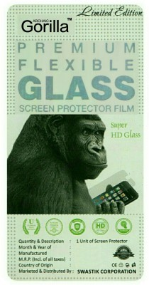 ARCHAIC Gorilla Tempered Glass Guard for Micromax Canvas 2 A110(Pack of 1)