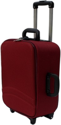 AdevWorld CLASSIC CURVE Expandable Check in Luggage   23 inch