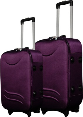 AdevWorld URBAN CLASSY Check in Luggage   24 inch AdevWorld Suitcases