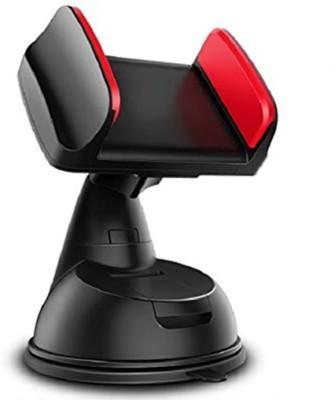 Delmohut Car Mobile Holder for Dashboard, Windshield, Clip Multicolor