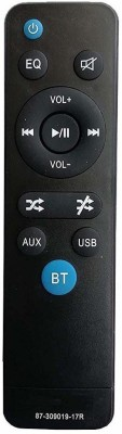 EHOP 87-309019-17R Panasonic Remote Controller(Black)