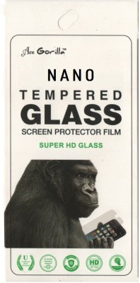 Ace Gorilla Nano Glass for Micromax Canvas 2 Plus 2018(Pack of 1)