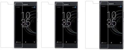 VaiMi Tempered Glass Guard for Sony Xperia R1 Plus(Pack of 3)