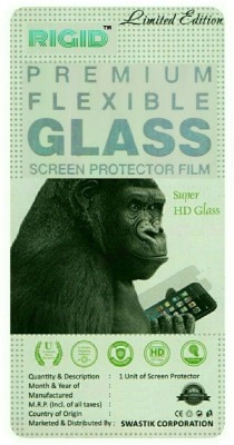 Rigid Tempered Glass Guard for Gionee ELife E6(Pack of 1)