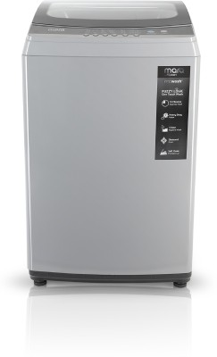 MarQ by Flipkart 8.5 kg Fully Automatic Top Load Washing Machine Grey(MQTLDG85) (MarQ by Flipkart)  Buy Online