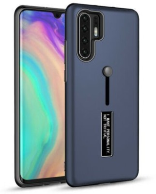 BESTTALK Back Cover for Huawei P30 Lite(Blue, Shock Proof)