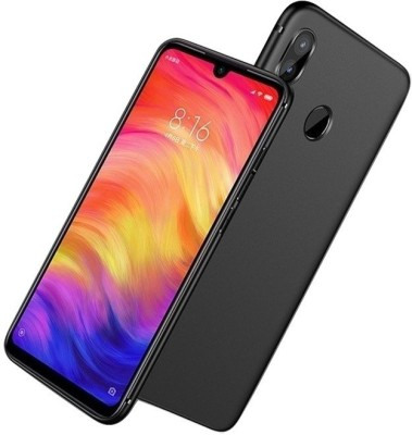 Flipkart SmartBuy Back Cover for Vivo Y17, Vivo Y12, Vivo Y15, Plain, Cases(Black, Shock Proof)