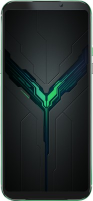 Black Shark 2 (Frozen Silver, 256 GB)(12 GB RAM)
