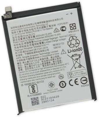 Astrick Mobile Battery For Lenovo K6 NOTE