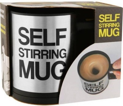 upalabdh Stainless Steel Coffee Warmer Tea & Coffee Maker Steel Pot Personal Coffee Maker(Silver)