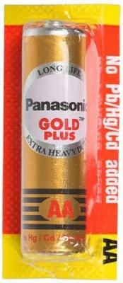 Panasonic AA GOLD PLUS BATTERY  Battery(Pack of 40) at flipkart