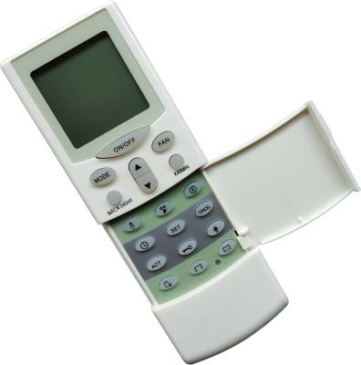Axelleindia Split AC Remote Hitachi Remote Controller(White)