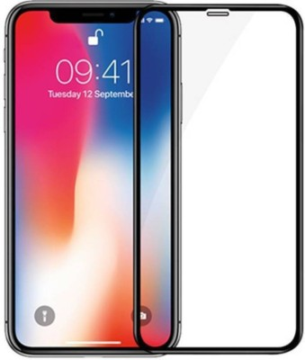 SHIELD Tempered Glass Guard for Apple iPhone X(Pack of 1)