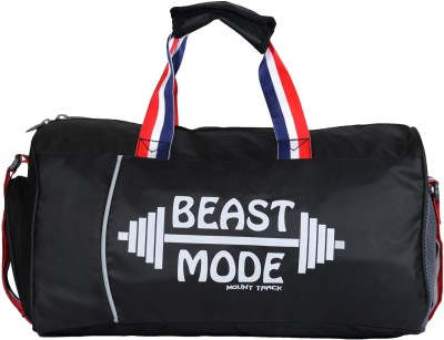MOUNT TRACK  Expandable  Sports duffle with Shoe Compartment Duffel Without Wheels MOUNT TRACK Duffel Bags